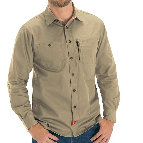 Men's Red Kap Classic-Fit MIMIX Button-Down Work Shirt
