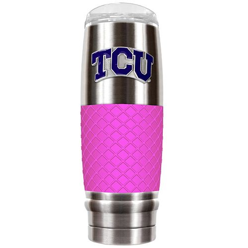 TCU Horned Frogs 30-Ounce Reserve Stainless Steel Tumbler