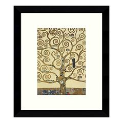 The Tree of Life IV Framed Wall Art