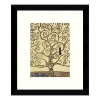 The Tree of Life IV Framed Wall Art