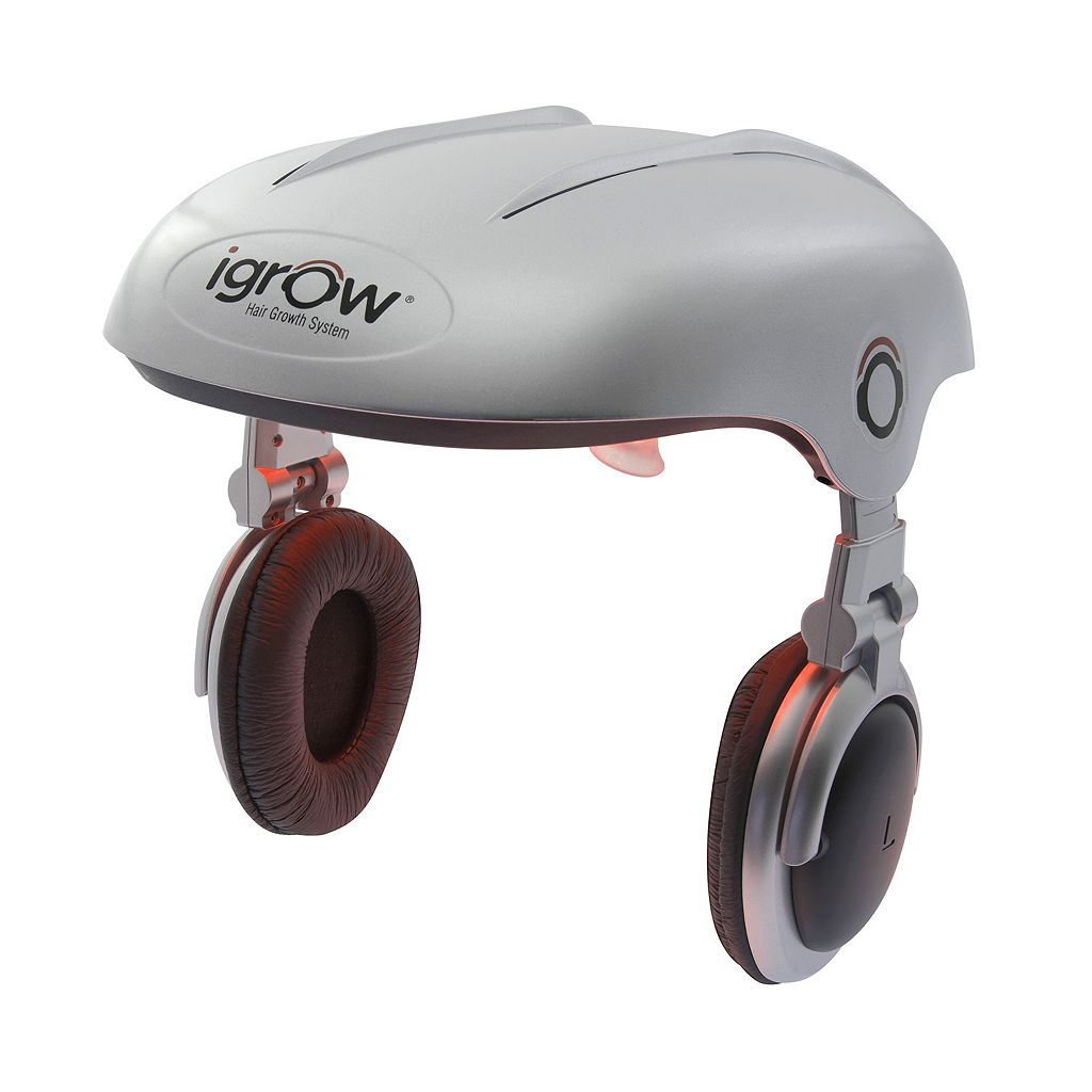 iGrow Hands-Free Light Therapy Hair Growth System