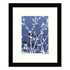 Autumn Branch Framed Wall Art