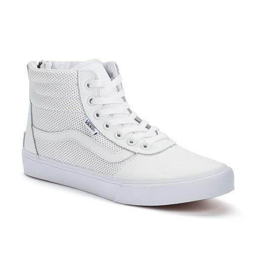 255a620e1c Vans Milton Zip Women s High-Top Skate Shoes