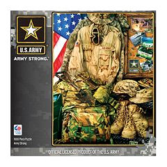 Army Strong 1000-pc. Hometown Heroes by MasterpiecesPuzzles