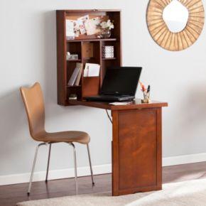 Torrey Wall Mount Fold Down Desk