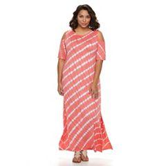 Womens Plus Dresses- Clothing - Kohl&-39-s