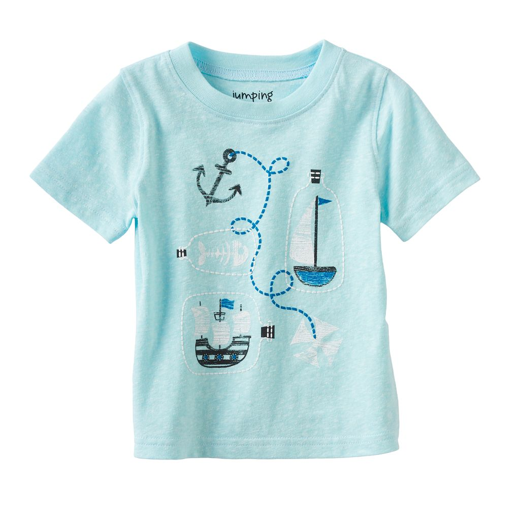 Baby Boy Jumping Beans® Nep Graphic Tee