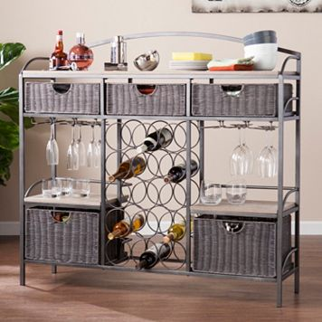 Jacobs Wine Storage Console