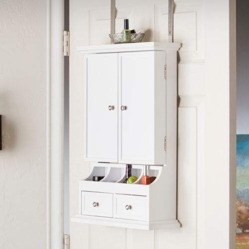 Alders Over-the-Door Jewelry & Makeup Organizer