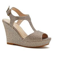 Rampage Candelas Women's Wedge Sandals