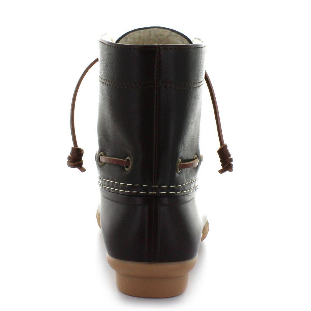Seven7 Speyside Women's Waterproof Duck Boots