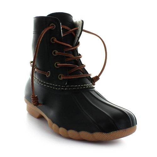 Seven7 Speyside Women's Waterproof Duck Boots