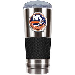 New York Islanders 24-Ounce Draft Stainless Steel Tumbler