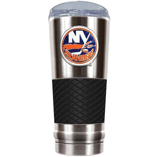 New York Islanders 24-Ounce Draft Stainless Steel Tumbler