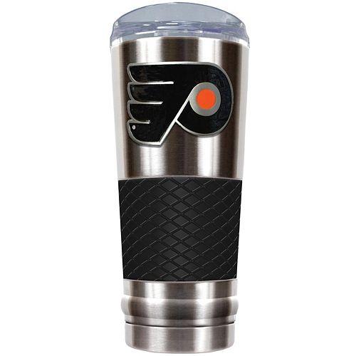 Philadelphia Flyers 24-Ounce Draft Stainless Steel Tumbler