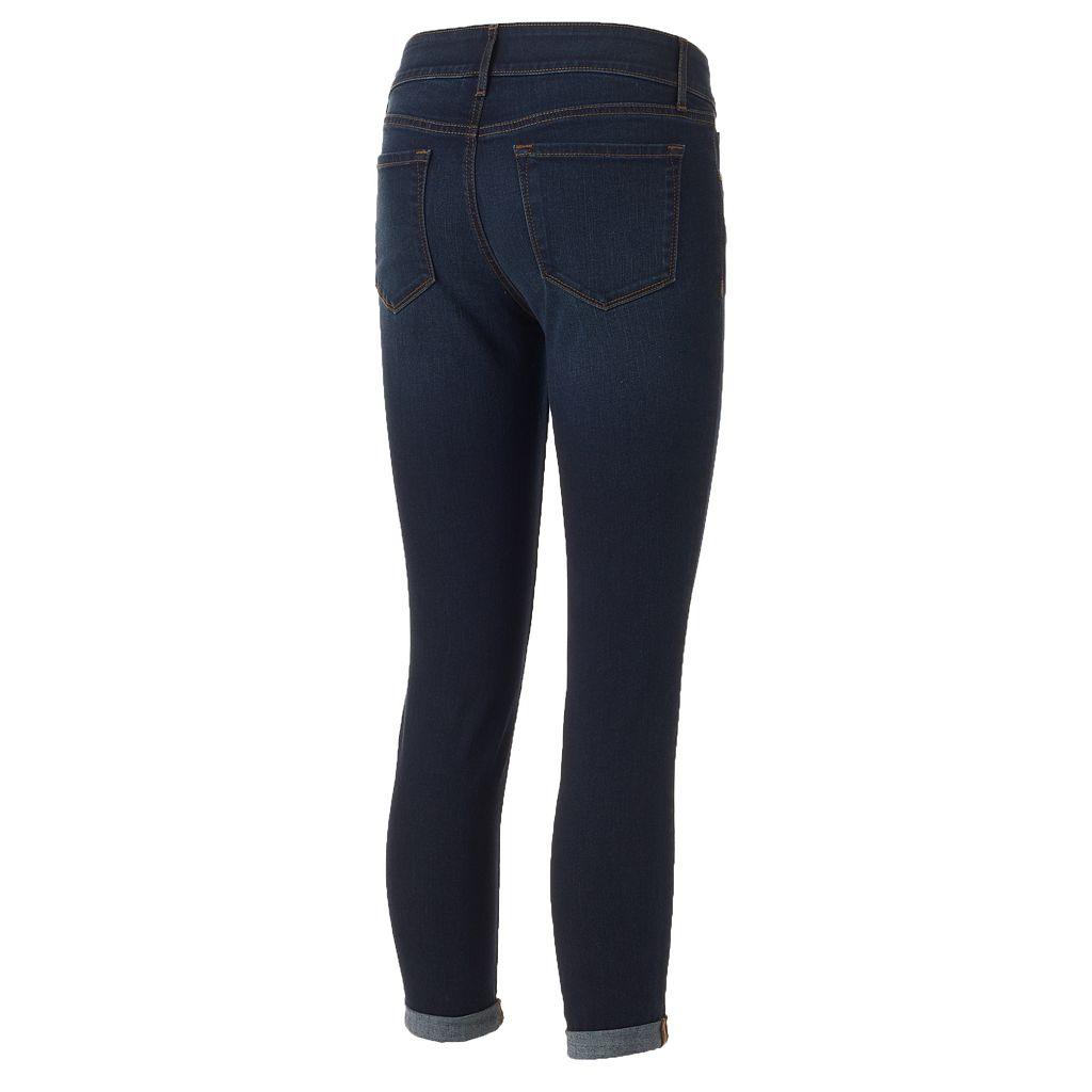 Women's Apt. 9® Modern Fit Skinny Capri Jeans