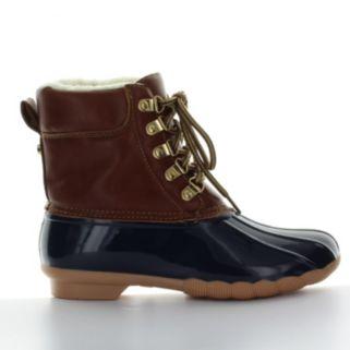 Seven7 J-Hawk Women's Waterproof Duck Boots