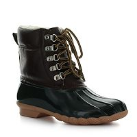 Seven7 J-Hawk Women's Waterproof Duck Boots