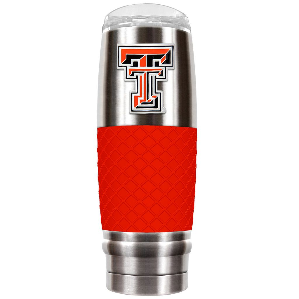 Texas Tech Red Raiders 30-Ounce Reserve Stainless Steel Tumbler