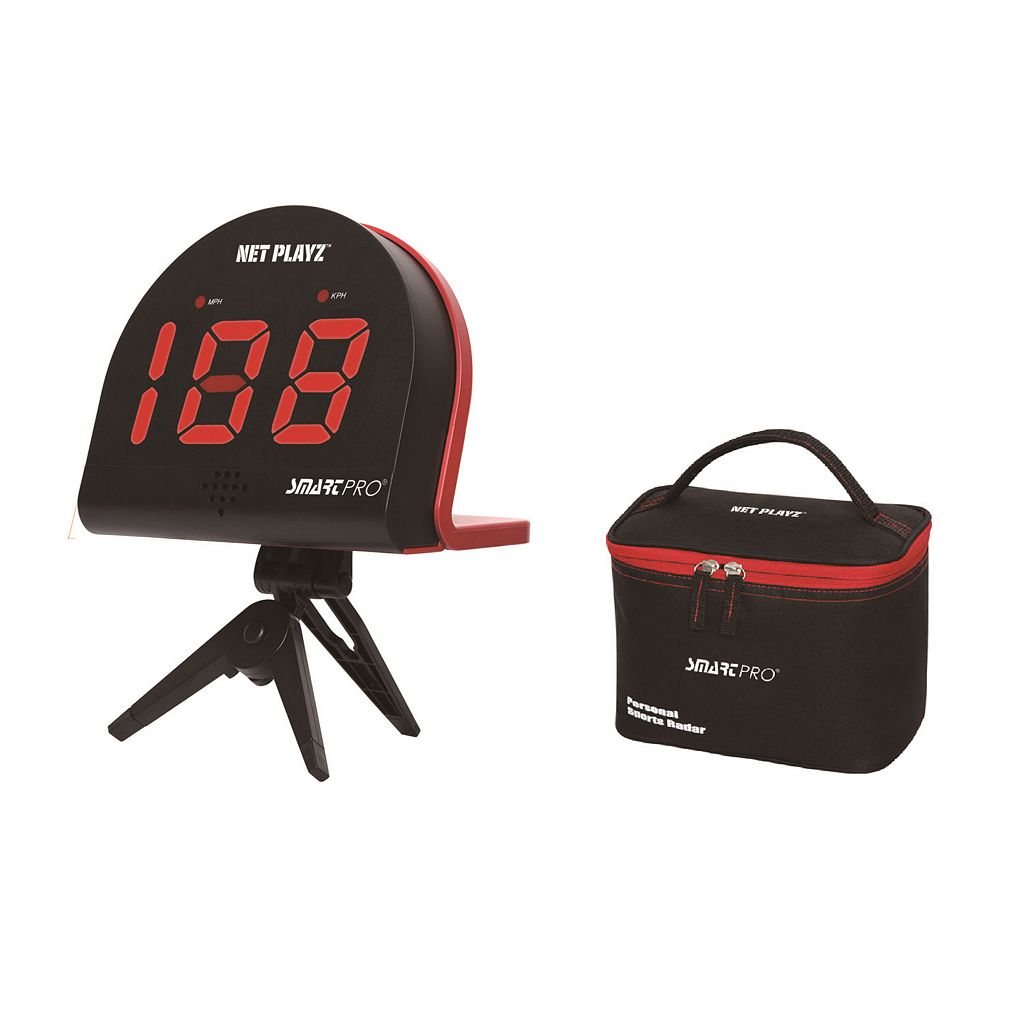 Net Playz Multi-Sport Personal Speed Radar