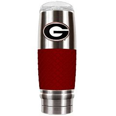 Georgia Bulldogs 30-Ounce Reserve Stainless Steel Tumbler