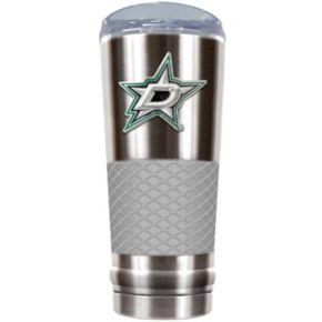 Dallas Stars 24-Ounce Draft Stainless Steel Tumbler