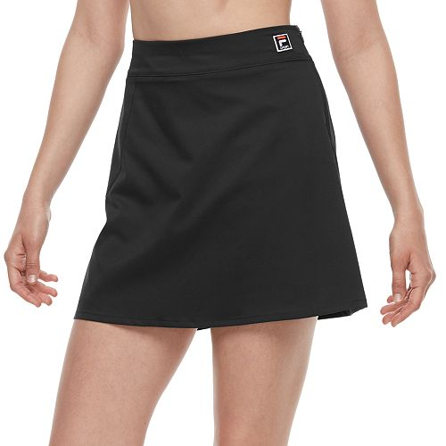 Women's FILA SPORT® Zip Pocket Woven Skort