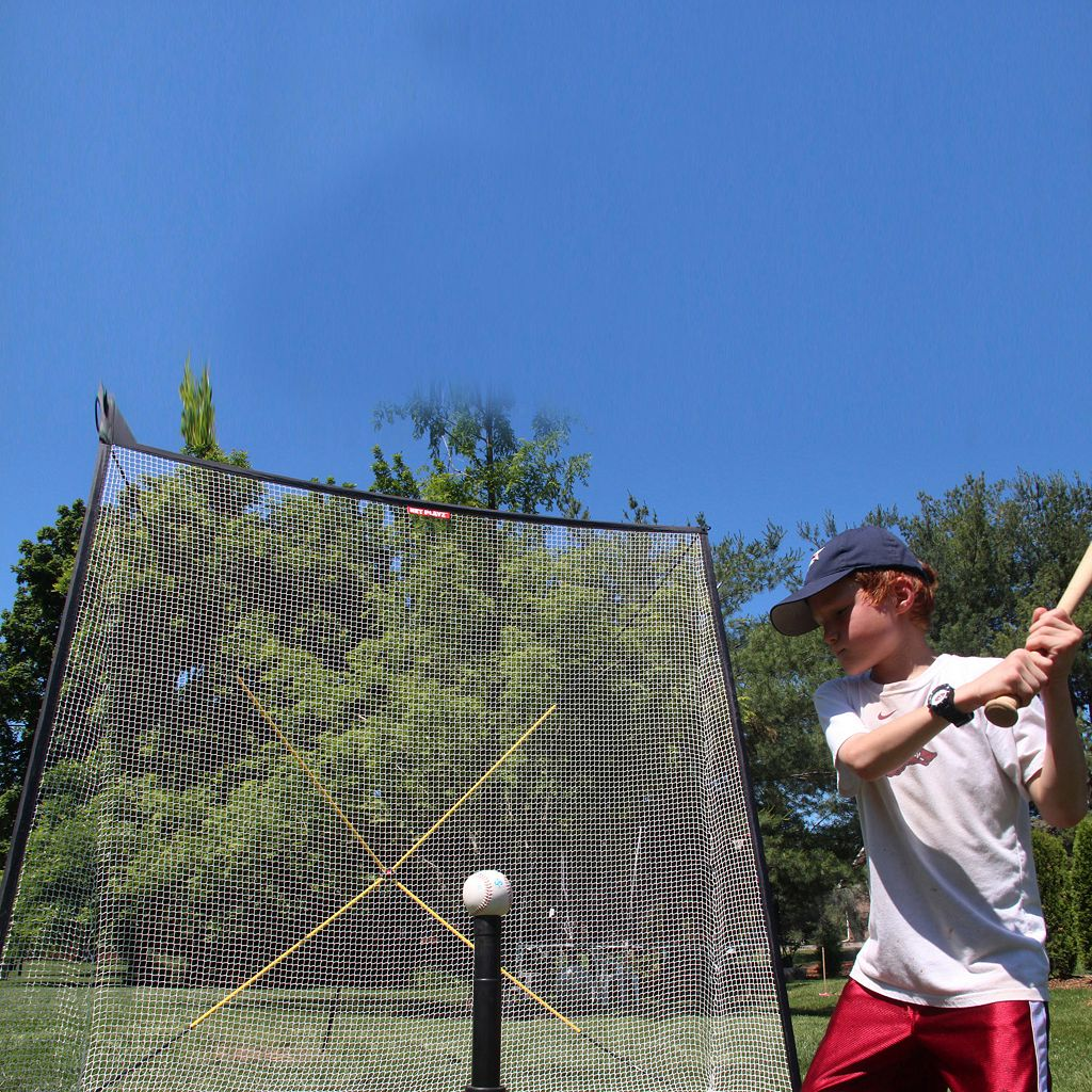 Net Playz 5-Ft. Baseball & Softball Hitting Net