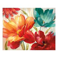 Avalon Garden Canvas Wall Art