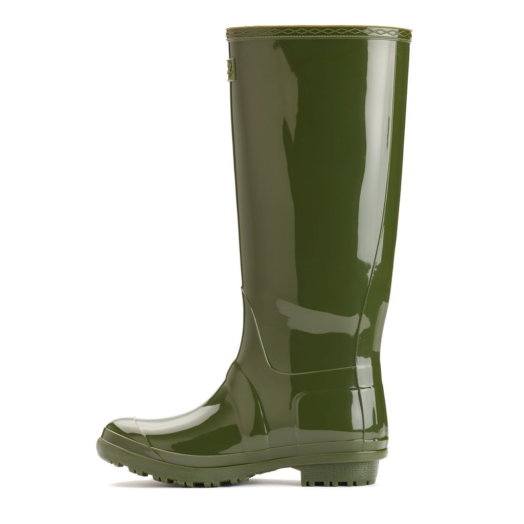 Seven7 British Girl Women's Waterproof Rain Boots