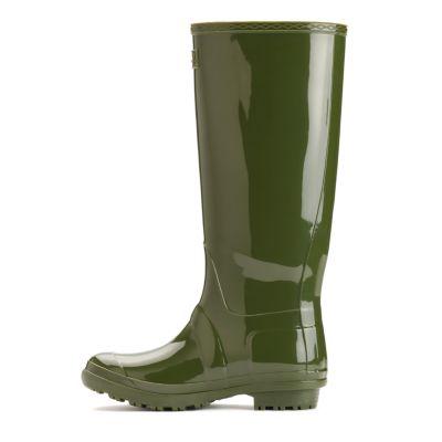 Seven7 British Girl Women's Waterproof Rain Boots