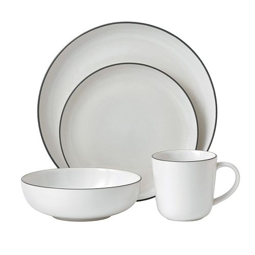 Gordon Ramsay by Royal Doulton Bread Street 4-pc. Dinnerware Set
