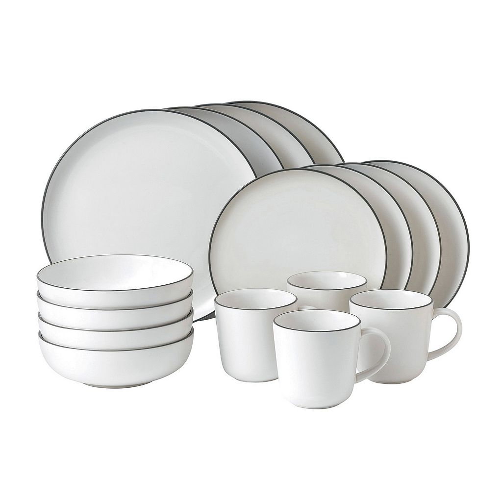Gordon Ramsay by Royal Doulton Bread Street 16-pc. Dinnerware Set