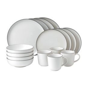 Gordon Ramsay by Royal Doulton Bread Street 16-pc. Dinnerware Set
