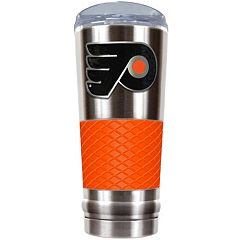 Philadelphia Flyers 24-Ounce Draft Stainless Steel Tumbler