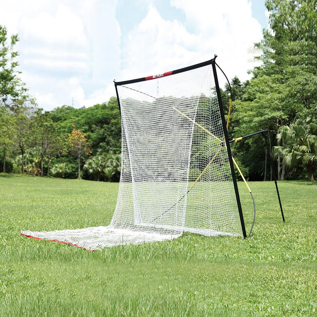 Net Playz 7-Ft. Golf & Baseball Practice Net