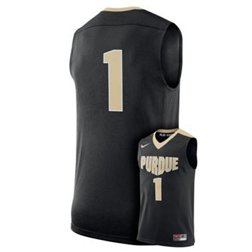 Men's Nike Purdue Boilermakers Rep Basketball Jersey