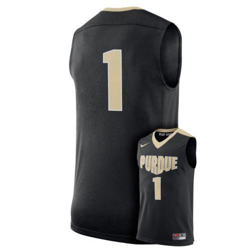 Men's Nike Purdue Boilermakers Rep Basketball Jersey
