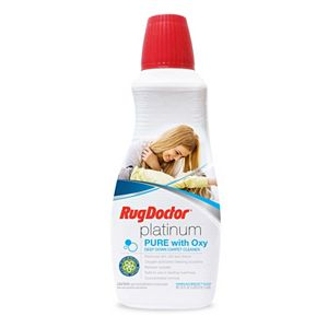 Rug Doctor Platinum Oxy Carpet Cleaner (52 Ounces)