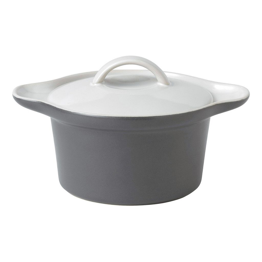 Gordon Ramsay by Royal Doulton Bread Street Individual Covered Casserole
