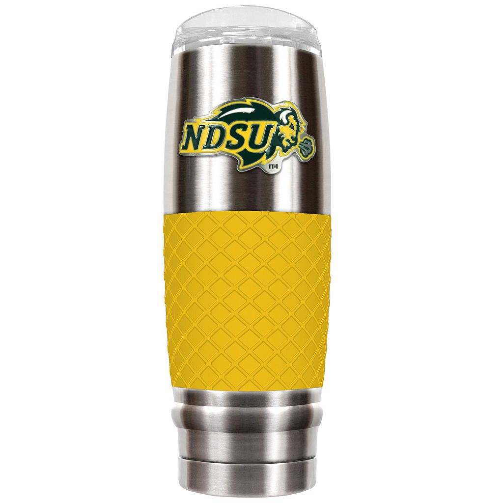North Dakota State Bison 30-Ounce Reserve Stainless Steel Tumbler