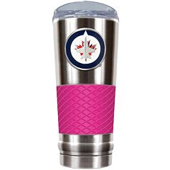 Winnipeg Jets 24-Ounce Draft Stainless Steel Tumbler