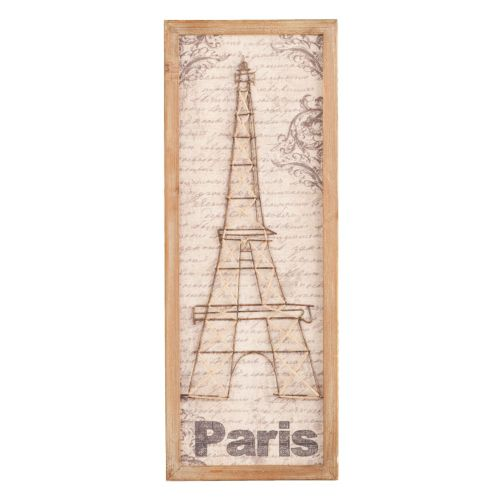 "Nyler ""Paris"" Wall Decor"