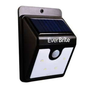 Ever Brite Motion-Activated Solar Outdoor LED Light As Seen on TV