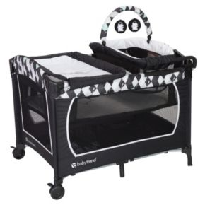 Baby Trend Lil Snooze Nursery Center Playard