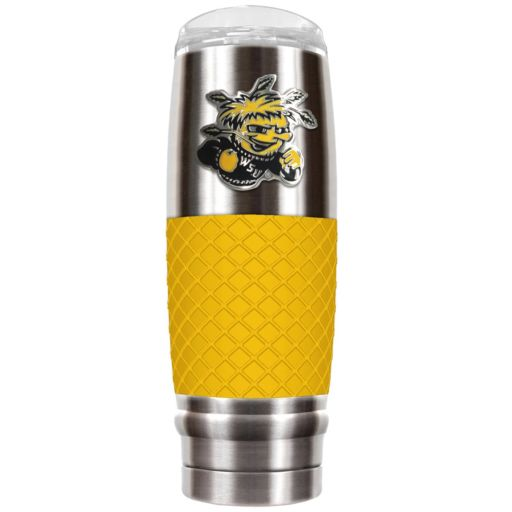 Wichita State Shockers 30-Ounce Reserve Stainless Steel Tumbler