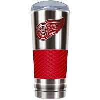 Detroit Red Wings 24-Ounce Draft Stainless Steel Tumbler