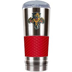 Florida Panthers 24-Ounce Draft Stainless Steel Tumbler