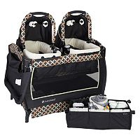 Baby Trend Twins Nursery Center Circle Tech Playard