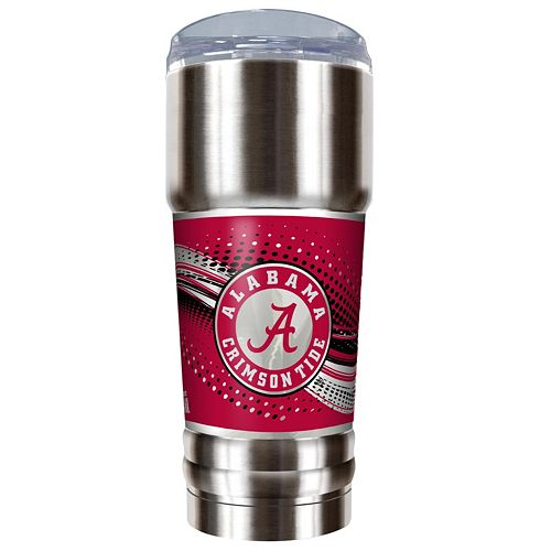 Alabama Crimson Tide 32-Ounce Pro Stainless Steel Tumbler